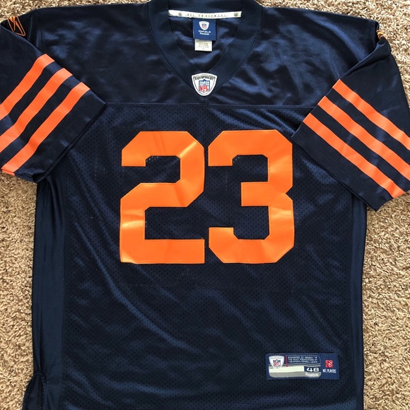 half off 1b6c5 ce982 Devin Hester Chicago Bears Reebok Jersey